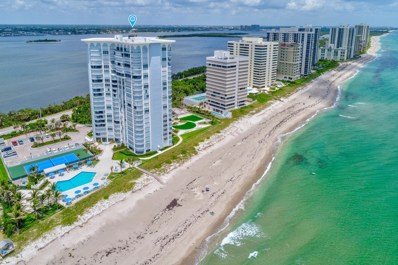 5200 N Ocean Drive UNIT 1005, Singer Island, FL 33404 - MLS#: RX-10444967