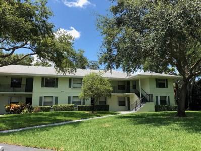 1201 Sabal Ridge Circle UNIT G, Palm Beach Gardens, FL 33418 - MLS#: RX-10444990