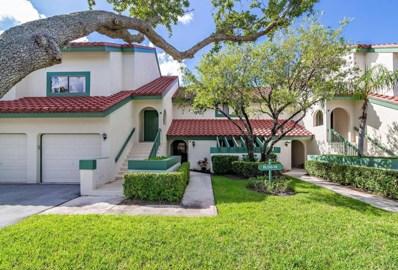 18 Lexington Lane W UNIT B, Palm Beach Gardens, FL 33418 - MLS#: RX-10444991