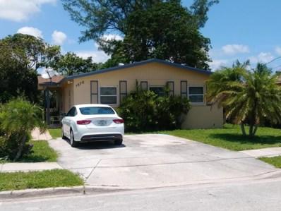 1676 W 10th Street, Riviera Beach, FL 33404 - MLS#: RX-10444993