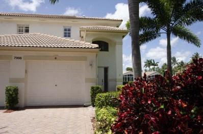 7966 Laina Lane UNIT 4, Boynton Beach, FL 33437 - MLS#: RX-10445124
