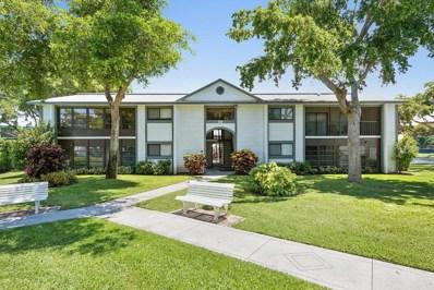 15457 Lakes Of Delray Boulevard UNIT 201, Delray Beach, FL 33484 - MLS#: RX-10445127
