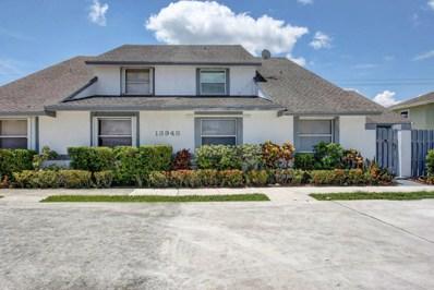 13948 Folkestone Circle UNIT A, Wellington, FL 33414 - MLS#: RX-10445130