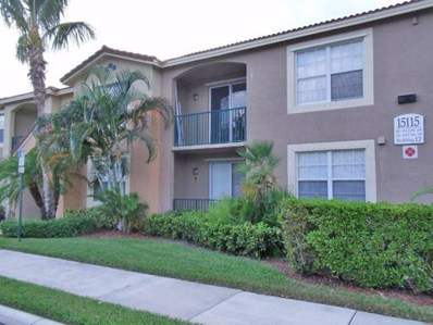 15115 Michelangelo Boulevard UNIT 203, Delray Beach, FL 33446 - MLS#: RX-10445154