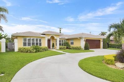 756 Malaga Drive, Boca Raton, FL 33432 - MLS#: RX-10445171