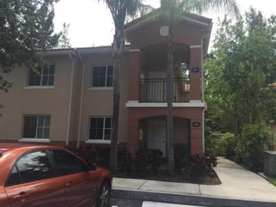 3760 N Jog Road N UNIT 206, West Palm Beach, FL 33411 - MLS#: RX-10445190
