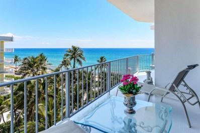 100 Worth Avenue UNIT 708, Palm Beach, FL 33480 - MLS#: RX-10445258
