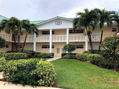 25 Colonial Club Drive UNIT 203, Boynton Beach, FL 33435 - MLS#: RX-10445355
