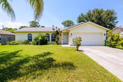261 SW Starfish Avenue, Port Saint Lucie, FL 34984 - MLS#: RX-10445386