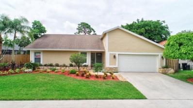 7465 San Sebastian Drive, Boca Raton, FL 33433 - MLS#: RX-10445392