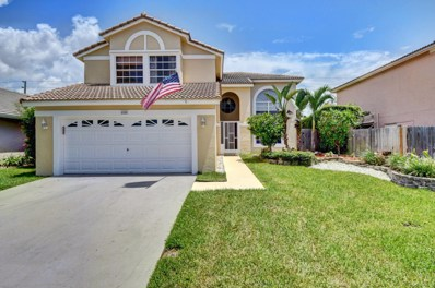 6185 Balmy Court, Boynton Beach, FL 33472 - MLS#: RX-10445437