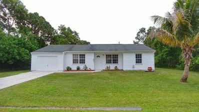 2237 SE Newcastle Terrace, Port Saint Lucie, FL 34952 - MLS#: RX-10445515