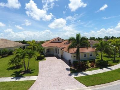 4174 NW Oakbrook Circle, Jensen Beach, FL 34957 - MLS#: RX-10445564