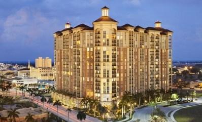 550 Okeechobee Boulevard UNIT 1702, West Palm Beach, FL 33401 - MLS#: RX-10445621