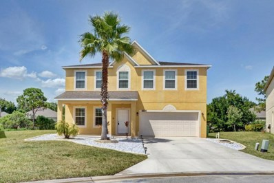 6101 NW Butterfly Orchid Place, Port Saint Lucie, FL 34986 - #: RX-10445623