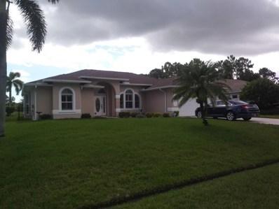 5583 NW Scepter Drive, Port Saint Lucie, FL 34983 - MLS#: RX-10445708