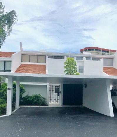 1926 Presidential Way, West Palm Beach, FL 33401 - MLS#: RX-10445776