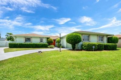 2924 Via Palma, Lake Worth, FL 33461 - MLS#: RX-10445783