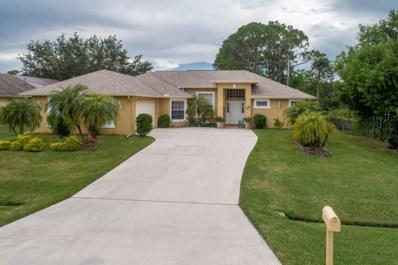 1618 SW Day Street, Port Saint Lucie, FL 34953 - MLS#: RX-10445792