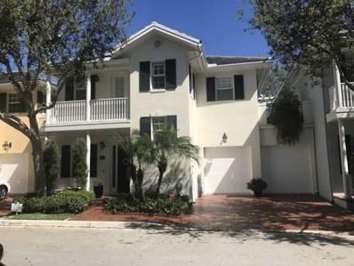 1021 E Heritage Club Circle, Delray Beach, FL 33483 - MLS#: RX-10445893