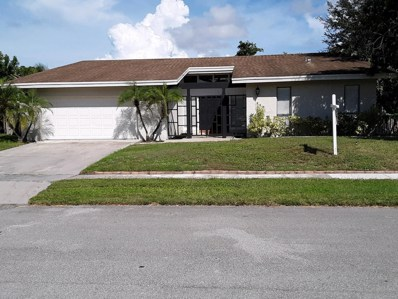 3306 NW 27th Terrace, Boca Raton, FL 33434 - MLS#: RX-10445906