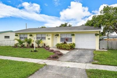 3398 Capri Road, Palm Beach Gardens, FL 33410 - MLS#: RX-10445915