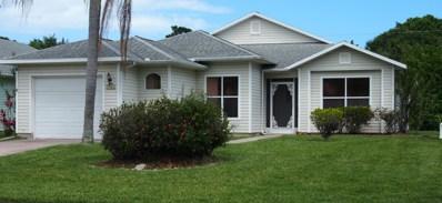 5954 Travelers Way, Fort Pierce, FL 34982 - MLS#: RX-10445976