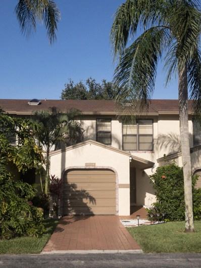 23286 SW 54th Way UNIT E, Boca Raton, FL 33433 - MLS#: RX-10446021