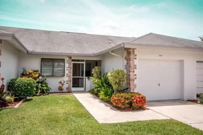 207 Bent Arrow Drive, Jupiter, FL 33458 - MLS#: RX-10446035