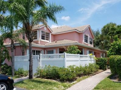 5528 Boynton Gardens Drive UNIT 4, Boynton Beach, FL 33437 - MLS#: RX-10446055