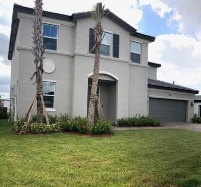 7461 NW Greenspring Street, Port Saint Lucie, FL 34987 - MLS#: RX-10446104