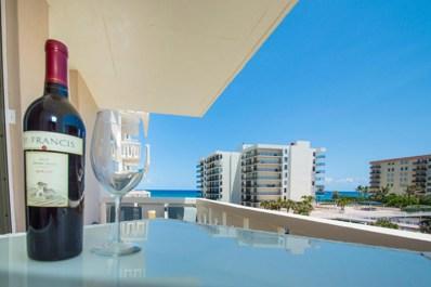 3450 S Ocean Boulevard UNIT 320, Palm Beach, FL 33480 - MLS#: RX-10446169