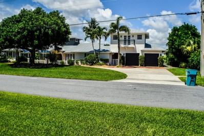 3815 S Lake Drive, Boynton Beach, FL 33435 - MLS#: RX-10446226