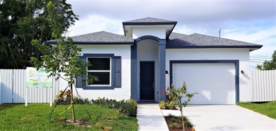 421 Nathan Hale Road, West Palm Beach, FL 33405 - MLS#: RX-10446263
