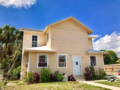 3321 Pinewood Avenue, West Palm Beach, FL 33407 - MLS#: RX-10446295