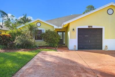 154 Sparrow Drive UNIT A, Royal Palm Beach, FL 33411 - MLS#: RX-10446316