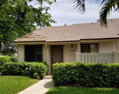2754 Casa Way, Delray Beach, FL 33445 - MLS#: RX-10446330