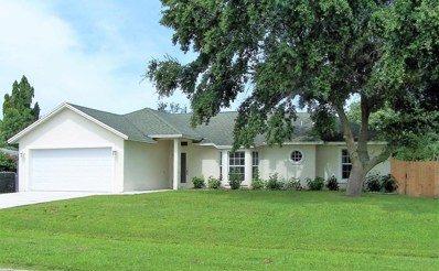 657 SW Empire Street, Port Saint Lucie, FL 34983 - MLS#: RX-10446337