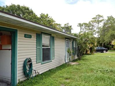 8406 Santa Clara Boulevard, Fort Pierce, FL 34951 - MLS#: RX-10446364