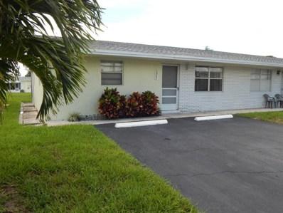 2847 Duke Lane, Delray Beach, FL 33445 - MLS#: RX-10446394