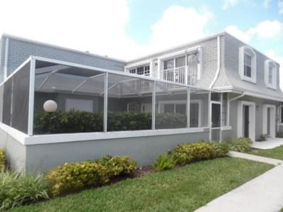 2402 Vision Drive UNIT B, Palm Beach Gardens, FL 33418 - MLS#: RX-10446448