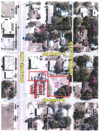 3011 Orange Av Avenue, Fort Pierce, FL 34947 - MLS#: RX-10446600