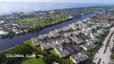 28 Colonial Club Drive UNIT 105, Boynton Beach, FL 33435 - MLS#: RX-10446617