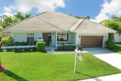 436 Prairie Rose Lane, Boca Raton, FL 33487 - MLS#: RX-10446650