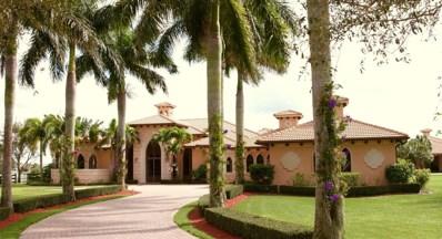 15448 Sunnyland Lane, Wellington, FL 33414 - MLS#: RX-10446659