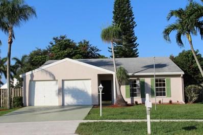 5186 Canal Circle S, Lake Worth, FL 33467 - MLS#: RX-10446676
