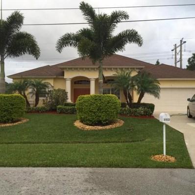 5922 NW Ketona Circle, Port Saint Lucie, FL 34986 - MLS#: RX-10446712