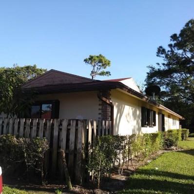 4296 Woodstock Drive UNIT A, West Palm Beach, FL 33409 - MLS#: RX-10446743