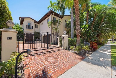 444 Brazilian Avenue, Palm Beach, FL 33480 - MLS#: RX-10446762