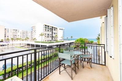 3475 S Ocean Boulevard UNIT 215, Palm Beach, FL 33480 - MLS#: RX-10446826